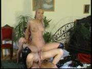 Hot blonde does two other bi-sexuals pt 3/3