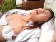 Getting her covered in cum - Pompie