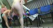 older gal locker room voyeur cam