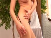Beautiful horny Tina fingers herself - CzechSuperStars