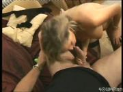 Sexy MILF struts her stuff 2/4