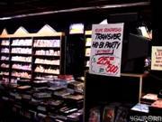 Porno store pounding - Shots