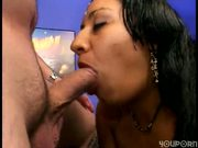 Indian girl loves to suck cocks