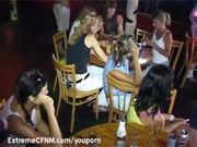 Wild Party Girls fuck Male Strippers
