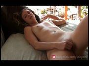 Sexy Amber Masturbates