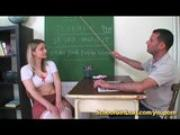young schoolgirl fucked by teacher