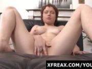 Crazy Russian Girl confess at the casting her deepest perversions