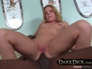 White Wife Anal Fucked w Black Cock interracial