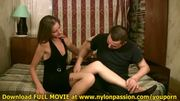 Mauricio fulfills his pantyhose dream