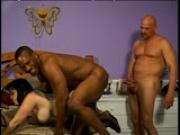 CJ has a housewarming orgy