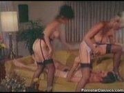 Seka Paul Thomas 3 way dirty fucking