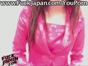 Japanese Girl in hot stockings