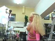 Miss blonde bombshell 2009