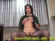 Intimate Bum Bugger with Slim Fresh Asian