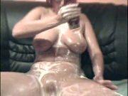 applying cream all over (part 2)