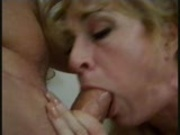 Two girls, one guy, one extra cock and more fun
