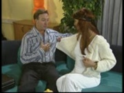 Woman seduces traveling salesman