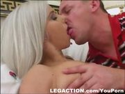 Sexbomb chick loves a big cock