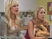 Good Morning Naughty America (Sarah Vandella) 