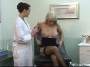 This nurse doesn't stop taking advantage of her patients - Pt. 1/4