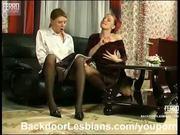 Anal lesbian seduction