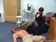 Toes salad undressed is the appetizer of the day pt 1/3