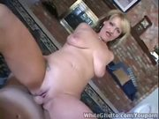 White Ghetto - MILF made me cum good