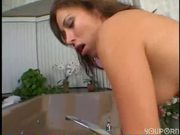 Jennifer Luv interracial fuck