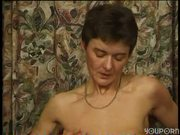 Mature German woman likes younger cock