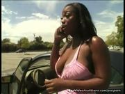 Ebony Girl Riding Dick Like A Pro