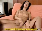 Young horny honey gets fucked before your eyes