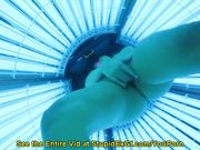 ExGf Records Herself Tanning and Masturbating