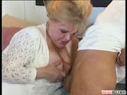 Doctor fucks mature BBW