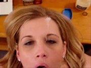 Facial blowjob mix 02