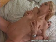 Cute Blonde Excited to get Laid