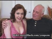 Aggressive Big-Tit Redhead