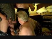 Cuckold milked humiliated forced to clean up
