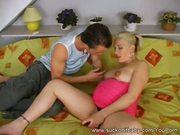 Pregnant Woman BJ