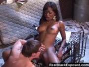 RealBlackExposed - Whore Fucks Her Pimp