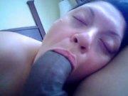 wife sucking husband dick