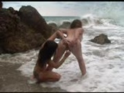 Beach Setting for Lesbian Love
