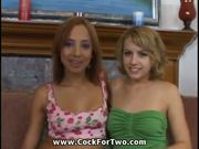 Lexi Belle's Two-Girl POV Blowjob Contest!