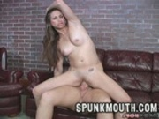 Squeaky Coed Jackie Ashe Fuck and Facial 