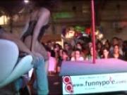 Black Latina stripper shows her skills - Latin-Hot