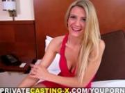 Private Casting X - Wannabe model loves it rough