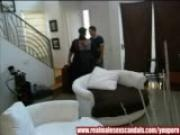 Kinky Gay Guy Caught Cheating