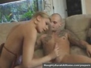 Ass licking and blowjob part 1of2