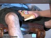Lexi Lapetina's Chance Meeting FootJob