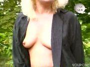 German slut shaves and inserts - Sascha Production