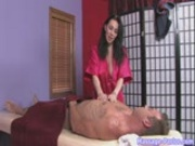 Sexy Rayveness Gives a Special&quot; Massage 